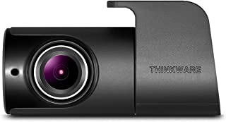 THINKWARE Rear View Camera for Q800PRO/F800PRO/F800 Dash Cam | 1080p Sony Starvis | Connecting Cable Included | 2-Channel | Dual Channel | Front and Rear | Uber Lyft Car Taxi Rideshare