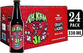 Archipelago Brewery Ah Kah Ji Craft Beer Bottle, 24 x 330ml