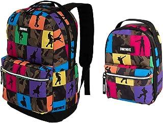 Fortnite Kids' The Multiplier Dance Moves Backpack and Lunch Kit