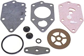 Johnson Evinrude 9.9 15 20 25 28 30 40 45 50 88 100 125 hp 1990 & up Non VRO Fuel Pump Kit Replaces 438616 433519 18-7800 Read Product Description for Exact Applications