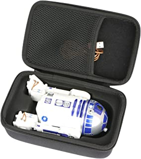 Khanka Hard Travel Case Compatible with Sphero Star Wars R2-D2 / R2-Q5 App-Enabled Droid Robot (6.6')