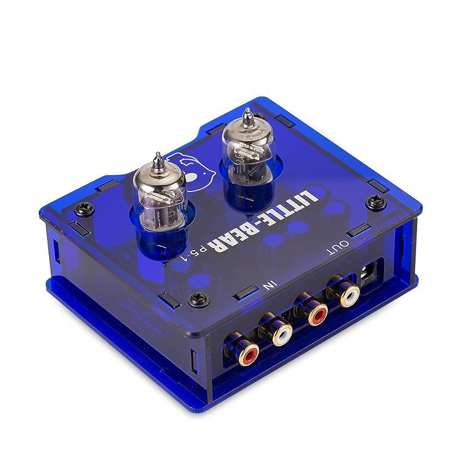 Little bear P5-1 BLUE tube valve puffer Preamp Preamplifier amplifier ver1.2