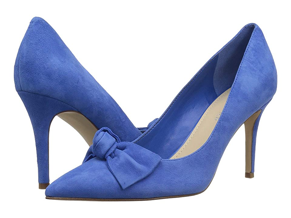 Marc Fisher Doreny (Blue Suede) High Heels