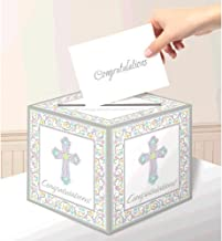 Blessed Day Party Supplies (Blessed Day Card Box Holder)