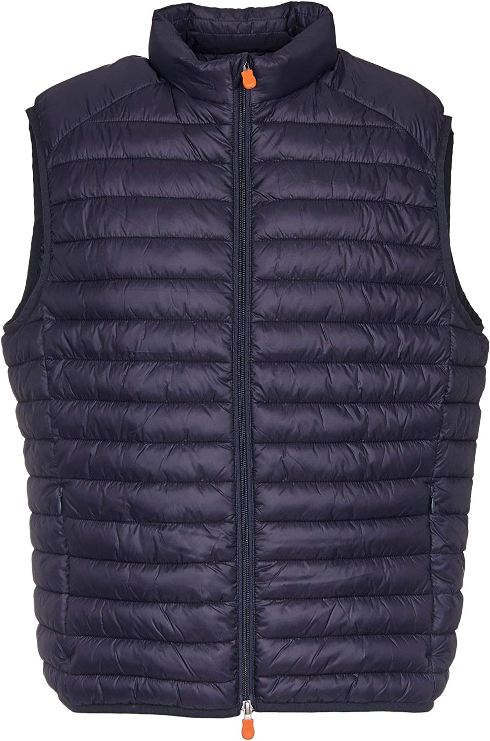 SAVE THE DUCK Men's D8241MGIGA800146 blueee Polyester Vest