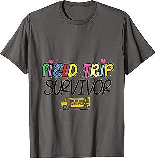 school trip shirts