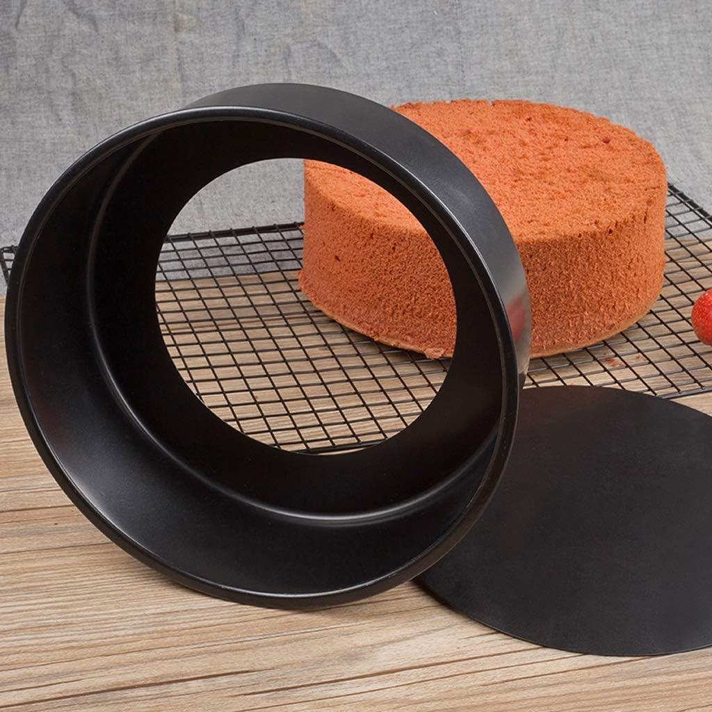 Bakeware antiadhésives Fiche Cookie Pan Set set 6 pièces for la maison Cuisine (Color : B6-piece set) B6-piece Set