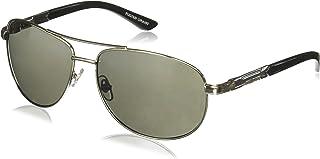 نظارة شمسية اف جي اكس انترناشيونال لكلا الجنسين - رمادي فاتح، 10229261.COM