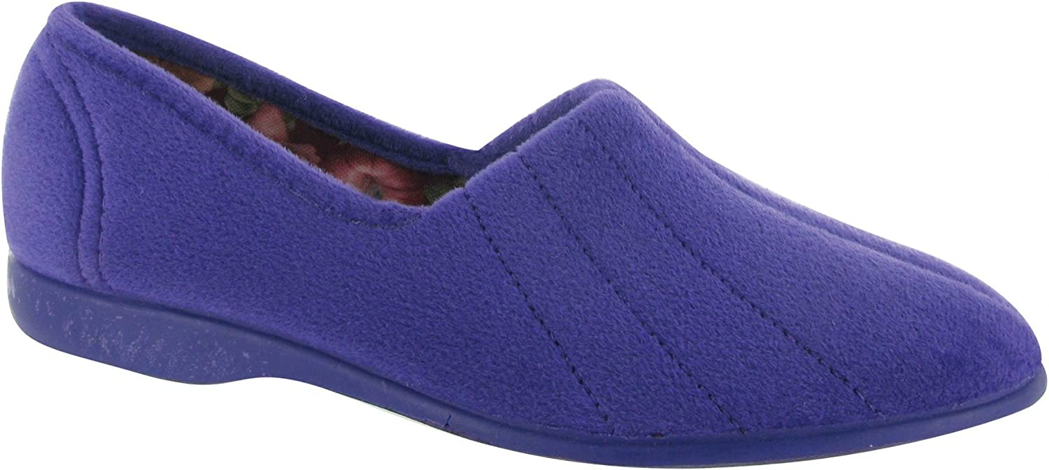 GBS Audrey Ladies Slipper Womens Slippers Classic Ladies Slippers