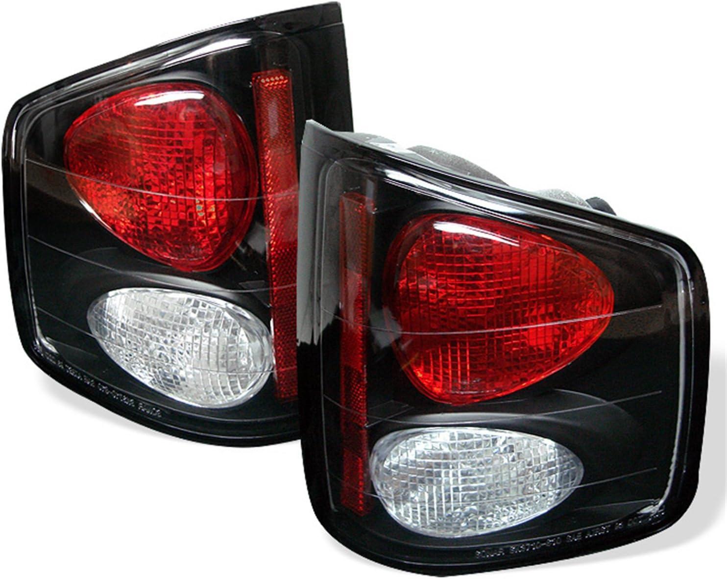 2PCS TYC Tail Light Assembly Fit Chevrolet S10// GMC Sonoma// Isuzu Hombre