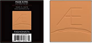 Aesthetica Cosmetics Powder Refill for Tan to Dark Powder Contour and Highlighting Palette (Fashionista)