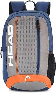 Head 25 Ltrs Grey Laptop Backpack (HD/TRAM07BP)