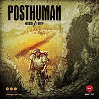 Mr. B Games Posthuman Survive/Evolve