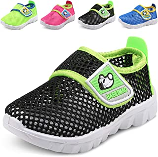 DADAWEN Baby's Boy's Girl's Breathable Mesh Running Sneakers Sandals Water Shoe