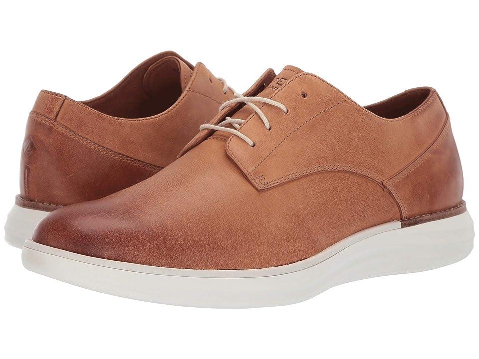 Sperry Regatta Oxford (Tan Leather) Men