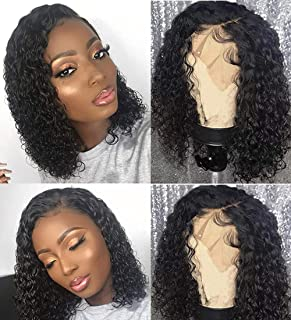 Best kinky curly wig with closure Reviews