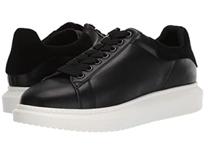 Steve Madden Frosted (Black/Black) Men