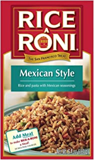 Rice A Roni Mexican Style (Pack of 12)