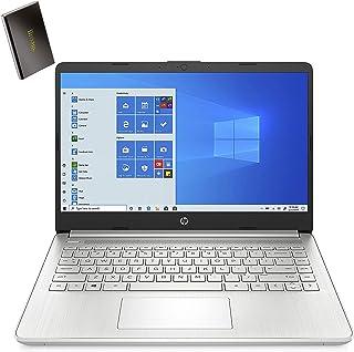 "HP 14.0"" FHD Laptop Computer, Hexa-Core AMD Ryzen 5 5500U up to 4.0GHz (Beat i5-10500H), 8GB DDR4..."