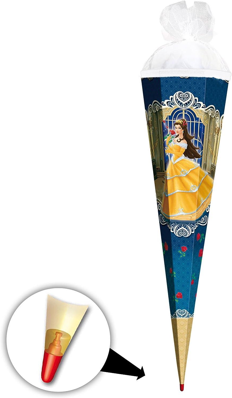 Alles-meine Alles-meine Alles-meine  GmbH 10 Stück _ Schultüten -  Prinzessin mit Blaumen - Rosanball  - 50 cm - rund - mit Tüllabschluß - Zuckertüte - mit   ohne Holzspitze - Roth - Mädchen - Prinze.. B07DNKNF3X | Sonderaktionen zum Jahresende  2ea6c7