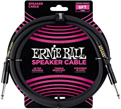 Best ernie ball speaker cable Reviews