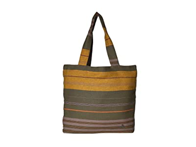 Prana Cinch Tote (Rye Green) Tote Handbags