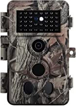Zopu Trail Game Camera 20MP 1080P (Pro 2020), Motion Activated, 0.2s Trigger Time, No Glow Night Vision 70ft, IP66 Waterpr...