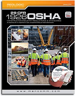 OSHA Construction Standards and Regulations (29 CFR 1926)