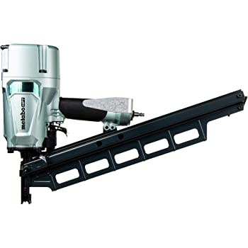 Renewed A Metabo-HPT NV83A5M 3-1//4 Coil Framing Nailer