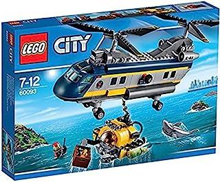 LEGO - Helicóptero de exploración submarina, Multicolor (60093)