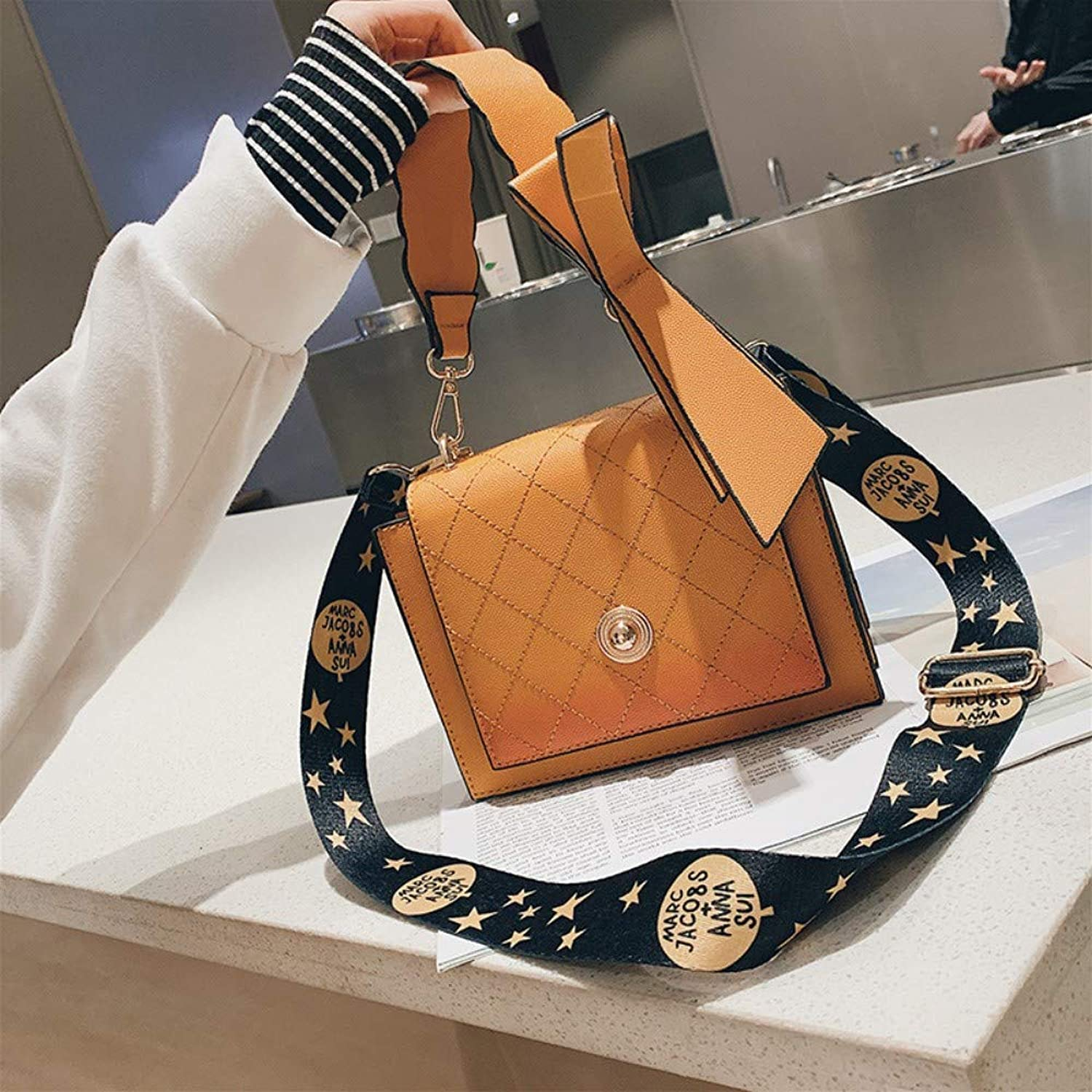 f81a2b0a8902 Shoulder Bag,Women Bow Decoration Handbag,CrossBody Bag,Ladies ...