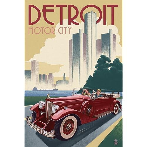 Antique Travel Art Posters: Amazon com