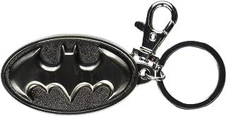 DC Batman Logo Pewter Keyring