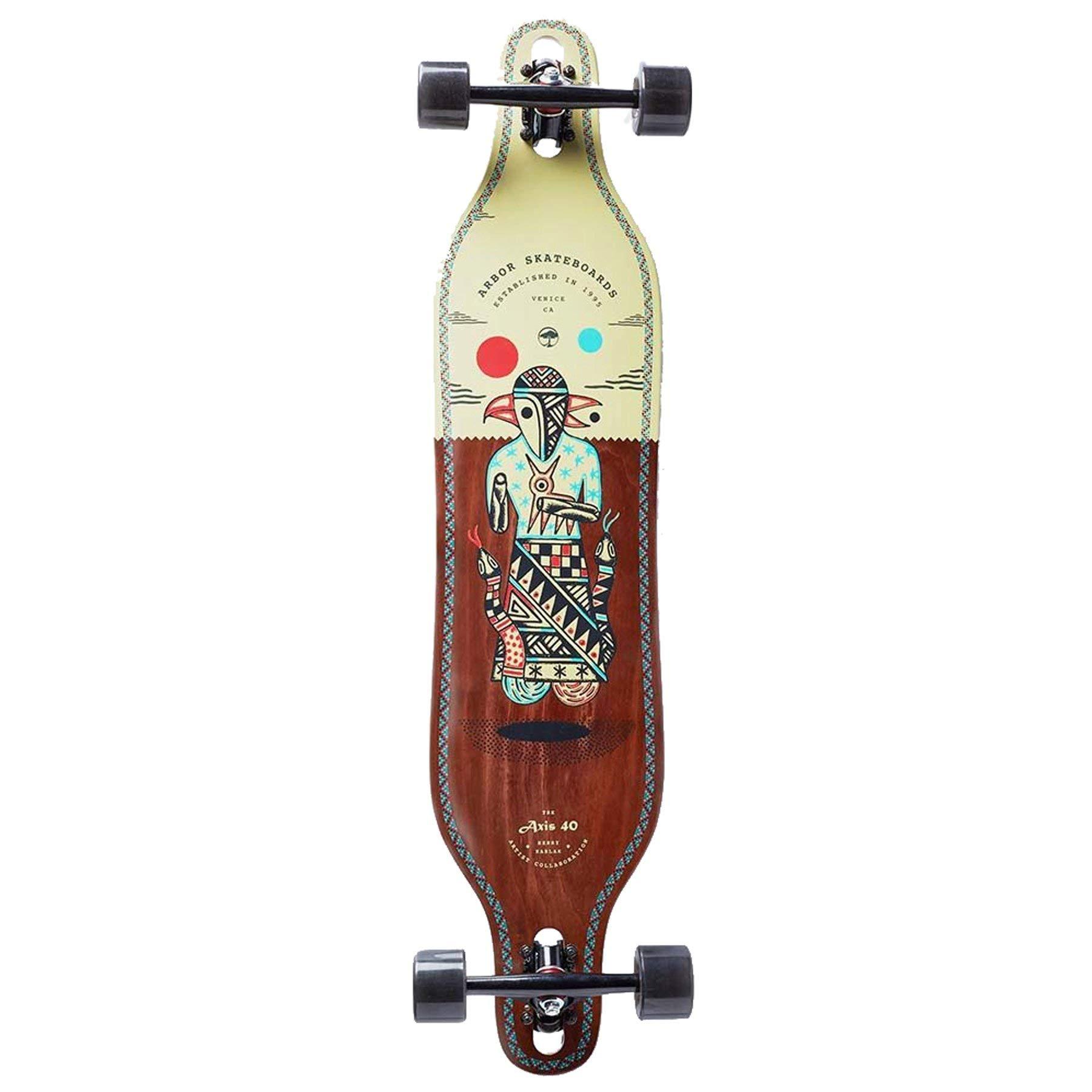 Arbor Skateboard Axis Artist Hablak