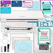 Silhouette Cameo 3 Bluetooth Machine and Curio Machine Bundle