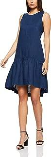 Jag Women's Linen Drop Waist Dress