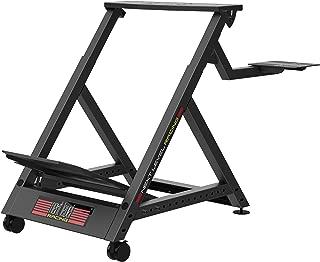 Next Level Racing ホイールスタンド Wheel Stand DD 炭素鋼フレーム ホイール・ペダル位置調整可能 NLR-S013 【国内正規品】