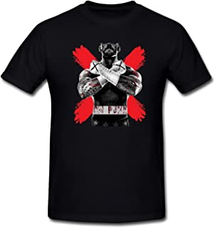 SEagleo2 Men's cm Punk It's Clobbering time!T-Shirt Black