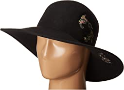 rag & bone - Embroidered Hat