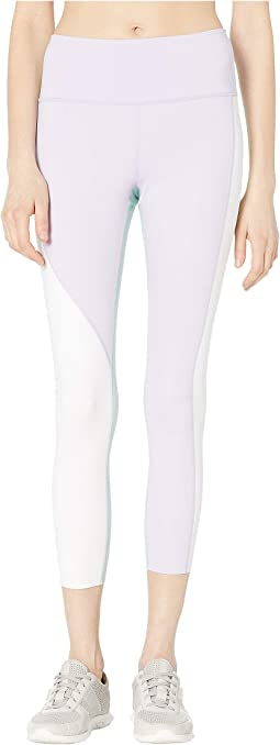 Color Spliced Leggings