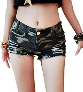 ホットパンツファッションローウエストの女性のデニムショートパンツホットパンツ (サイズ さいず : S s)