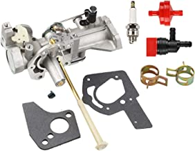 MDAIRC 498298 Carburetor for Briggs & Stratton 498298 692784 495951 492611 490533 495426 Carb Gasket Kit 5hp Engines 130202 112202 112232 134202 137202 133212