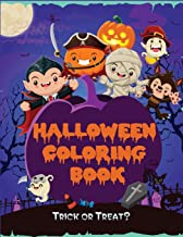 Halloween Coloring Book: Kids Halloween Book, Fun for All Ages (Kids Coloring Books) PDF
