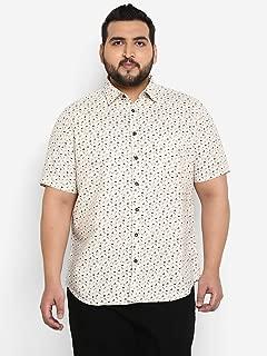 All Men's Printed Regular Fit Casual Shirt