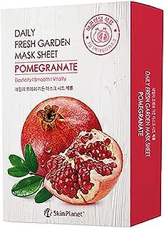 [DSM] Skin Planet Daily Fresh Garden Mask Sheet Pomegranate 10 Sheets A Pack