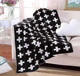 Bluestar Cotton Soft Baby Knitting Blanket, 35