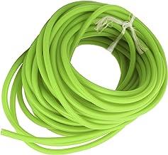 Katapult elastische band rebound snel goede vlakheid 10M, katapult accessoire, gebruikt voor DIY katapult(green)