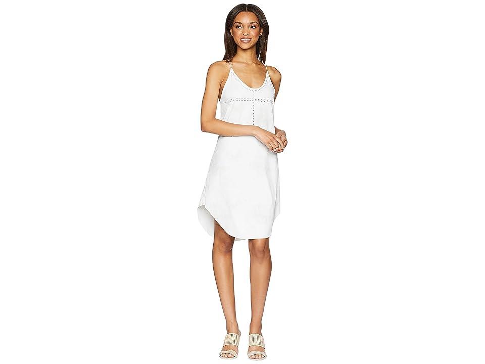 Hurley Coastal Cami Dress (Pure Platinum) Women