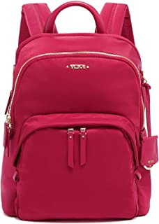 TUMI - Voyageur Dori Small Laptop Backpack - 12 Inch Computer Bag for Women - Raspberry