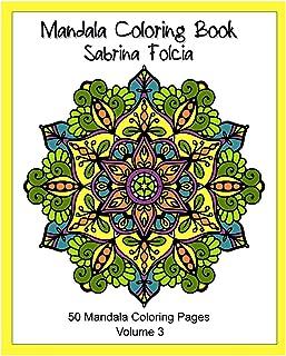 Mandala coloring book - Volume 3